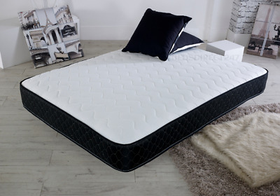 Memory Foam Orthopedic Spring Matress 3Ft 4Ft 4Ft6 5Ft Single Double King Size