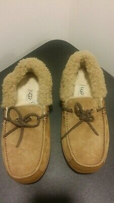 a978c942922 UGG AUSTRALIA MEN S Fascot Indoor Outdoor Slippers Driving Moccasins ...