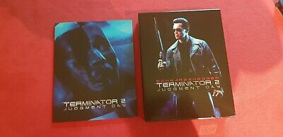Filmarena TERMINATOR 2: JUDGMENT DAY 4K & Steelbook fnac !!!!