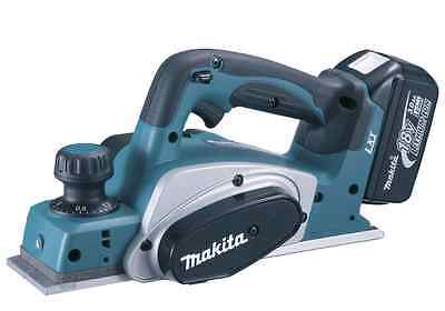 SPECIAL Makita DKP180 18v LXT 82mm Planer Lithium Ion Cordless + BL1830 Battery