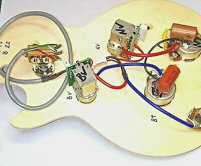 Epiphone Wiring Harness - Today Wiring Schematic Diagram