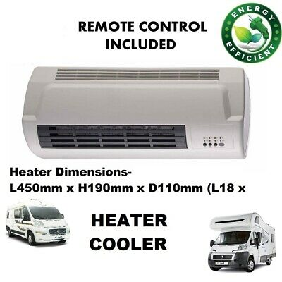 Motorhome Boat HEATER & COOLER - LIKE AIR CONDITIONER - Ideal Self Build Camper