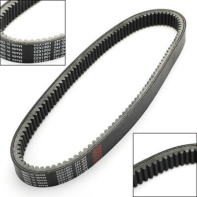 Drive Belt 1081OC x 33W For Polaris 550 Indy Snowmobile 2014-2018 Repl.3211154 A