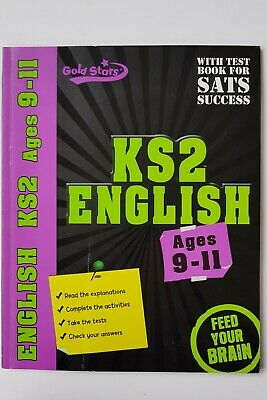 English Ks2 – Ages 9-11 – Gold Stars – With Test Book For Sats - Unused