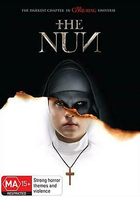 The Nun - DVD Region 4 Free Shipping!