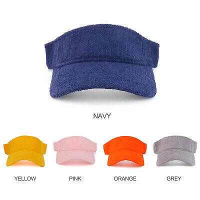 Cap Ban Nu 1 Full Hat Size Reducer Insert CREAM Cotton Terry Cloth 3 Pk