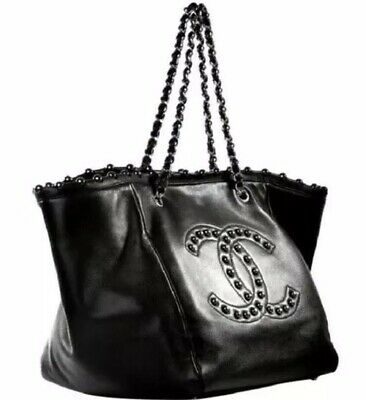 c01bdace6d76 Chanel Lambskin Pearl Obsession Large Tore Limited Edition Excellent  Condition.