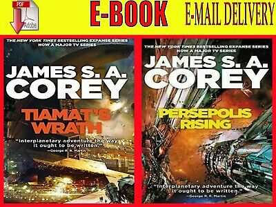 {eBO0K} Persepolis rising And Tiamat's Wrath By James S. A. Corey { ÞDF }