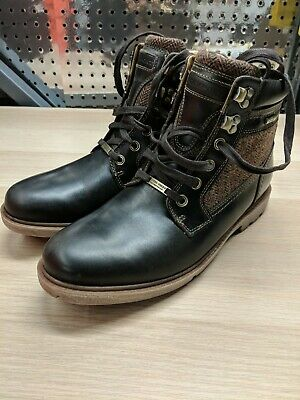 23ce4e116faf Rockport men s XCS Cold Springs Plus Waterproof Mid Boots Lace CH0779 Brown  ...