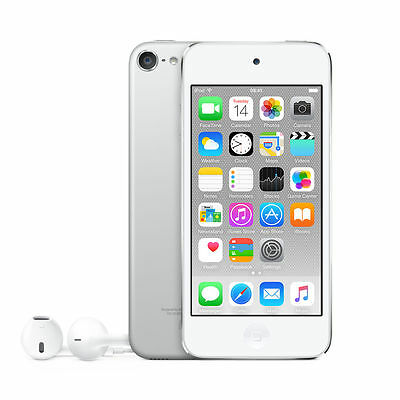 Brand new Apple iPod touch 6th Generation Silver (32 GB) NEW SEALED