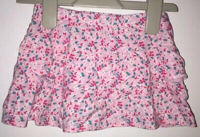 Girls Age 12-18 Months - Ditzy Flowers Skirt