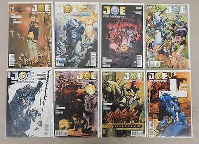 Vertigo (DC) JOE THE BARBARIAN #1-8 COMPLETE - Full Comic Run