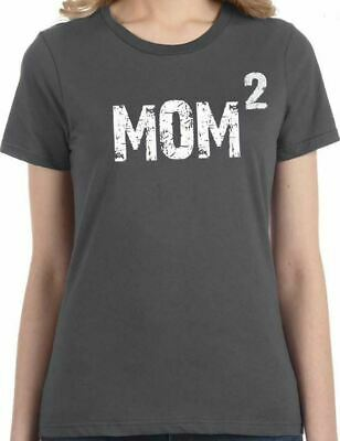 3fe8711d3 MOM 2 T-shirt Women's cool tshirt designs funny tees mom gift mothers day  gift