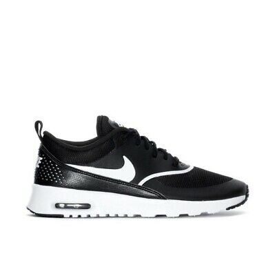 best service 037ec cfd47 Nike Air Max Thea Womens Black White Running Training Available 6 ~ 8.5 NIB