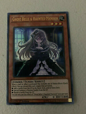 Ghost Belle & Haunted Mansion DUPO-EN078 NEAR MINT 1ST EDITION