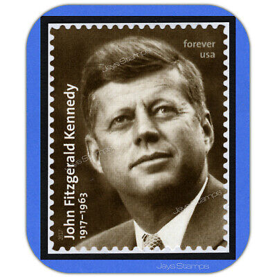 2017  JOHN FITZGERALD KENNEDY  Individual  USPS  Forever®  Stamp  MINT  # 5175
