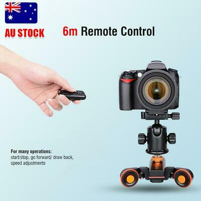 YELANGU L4X Electric Auto dolly Video Car Motorized Track Slider Skater for Cam