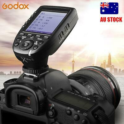 Godox xpro-S/N 2.4G Wireless System Flash Trigger Transmitter fr Sony Nikon DSLR