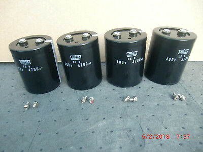 NIPPON CHEMI-CON BUS Capacitor Bank For Ac Drive, P/N: 10,000Uf