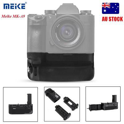 Meike MK-A9 Handle L-bracket Vertical Battery Grip Holder for Sony A9 A7III Cam