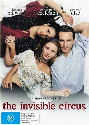The Invisible Circus (DVD, 2007)  b1