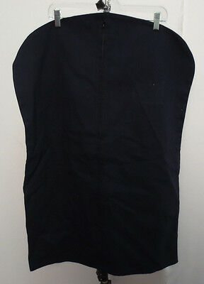 2 Garment Bag Travel Suit Dress Cloth Cover Black New Luggage Two Bags Sale