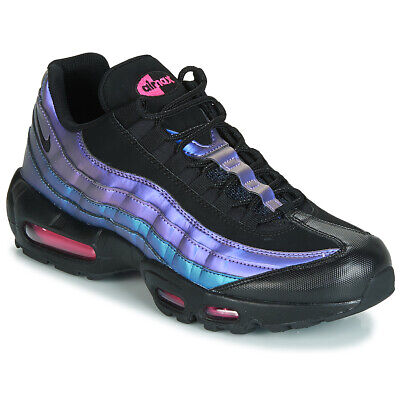 huge selection of b6aaa cdb52 Sneakers Scarpe uomo Nike AIR MAX 95 PREMIUM Nero Sintetico Nike 9929625M