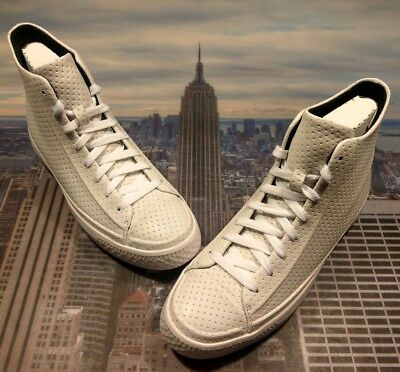 06d8d678e0c6e8 Converse Chuck Taylor All Star Modern Hi High Top White Size 7.5 157477c New