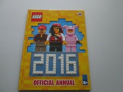 '' USED '' LEGO - Official Annual 2016 by Penguin Books Ltd (Hardback, 2015)