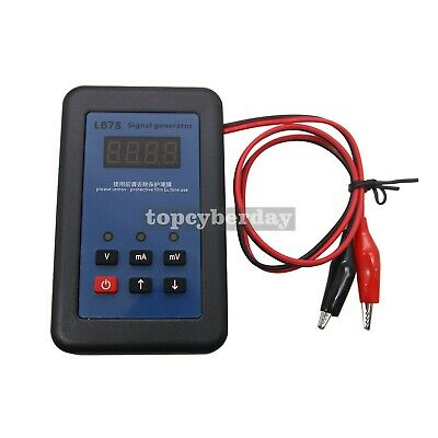 Resistance Current Voltmeter Signal Generator Source Process Calibrator+Test Pen