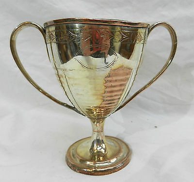 Antique Silver Plated Chalice - Late 18th / Early 19th Century