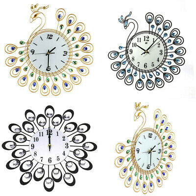 Vintage Style Antique Wall Clock For Home Kitchen Office Wall Clock US STOCK