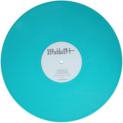 God Is An Astronaut – All Is Violent, All Is Bright // Turquoise vinyl LP ltd