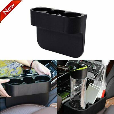 Car Cleanse Seat Drink Cup Holder Valet Travel Coffee Bottle Table Stand Food FU