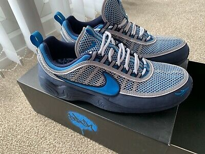 a87d6dd7d78b8 NIKE AIR ZOOM spiridon 16 stash  harbour blue  UK 10 EUR 45 US 11 ...