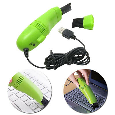 Mini computer vacuum cleaner USB keyboard cleaner PC laptop brush cleaning kit