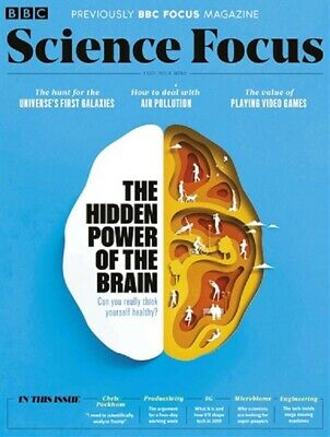 Bbc Science Focus Magazine Issue March 2019 ~ New ~