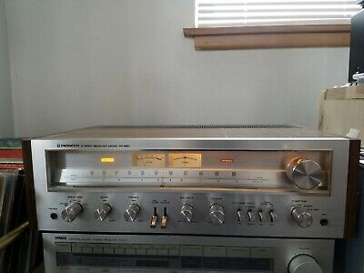 Pioneer SX-650 Vintage Stereo Receiver - Sweet Sound! READ DESCRIPTION!