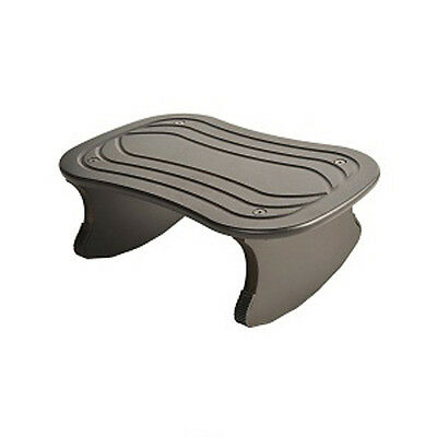 Sunway 6 Inch Rock N Stop Footrest Black