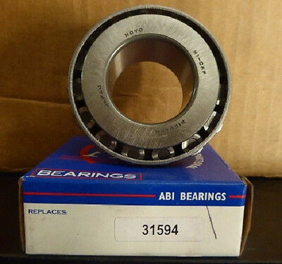 BRAND NEW ABI DIFFERENTIAL BEARING 30208 FITS VEHICLES LISTED ON CHART