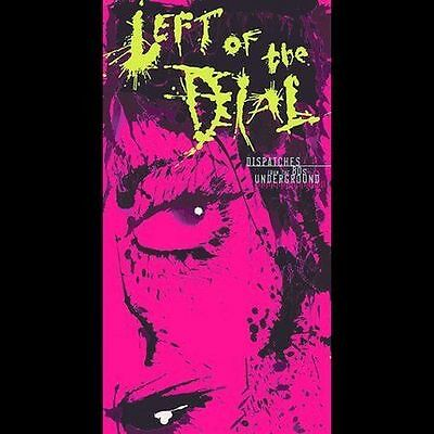 Left of the Dial: Dispatches from the 80s Underground (4 disc box set - Rhino)