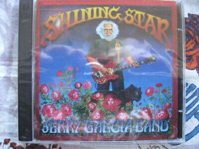 Grateful Dead Jerry Garcia Band Shining Star Brand New Factory Sealed