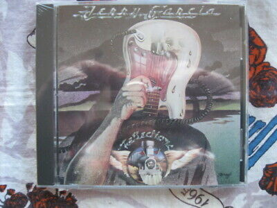 Grateful Dead Reflections by Jerry Garcia Early CD Issue Sealed New