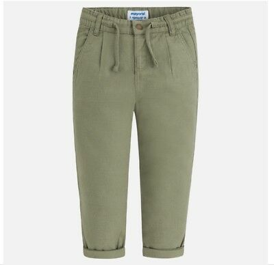 New Mayoral boys relaxed chinos, age 2 years (3542)
