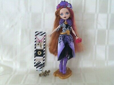 Ever after high Spring unsprung doll Holly O Hair
