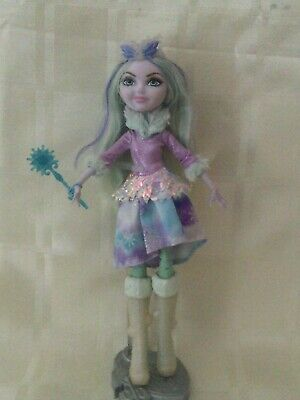 Ever after high doll Crystal Winter