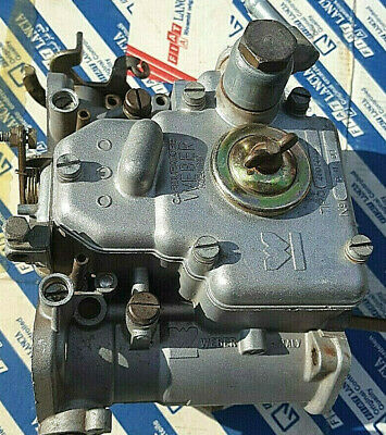 Carburatore WEBER 40 per modifiche FIAT 500 panda A112 127 126 abarth 40DCOM3