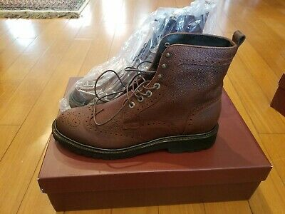 e600eebd2ea NEW IN BOX Wolverine Men's Percy Boots Brown Leather Size 10 ...