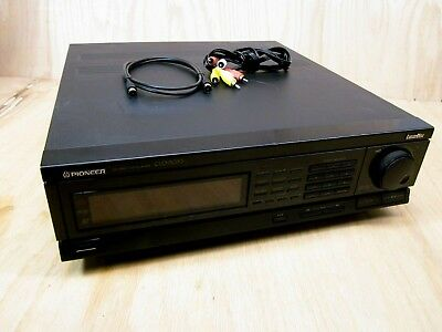 Pioneer CLD-3070 Digital Auto-Loading LaserVision/Compact LaserDisc Player *TEST