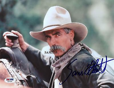 Sam Elliott #1 Reprint Autographed 8X10 Signed Picture Photo Collectible Rp